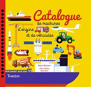 Catalogue de machines, d'engins et de véhicules