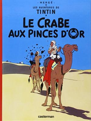 Crabe aux pinces d'or (Le)